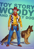 Woody BADASS by Tohad