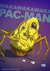 PacMan BADASS by Tohad