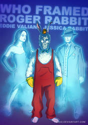 Roger Rabbit BADASS by Tohad