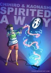 Spirited Away BADASS by Tohad