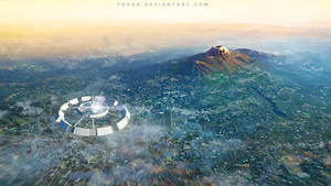 New Silicon Valley by Tohad
