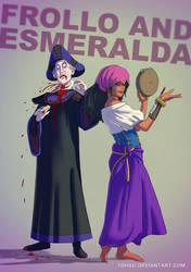 Esmeralda Badass by Tohad