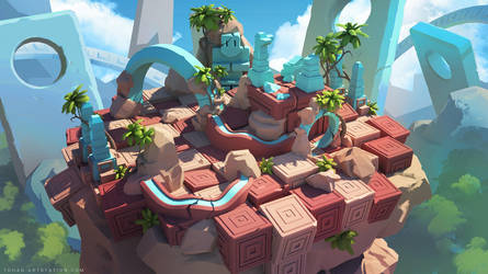De-formers level design by Tohad