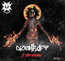8 Stab Wounds by battleaudio