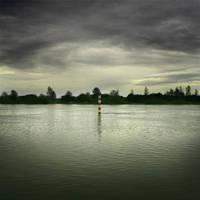 Entre ciel et riviere by ingue