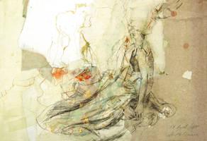 Homage to Beardsley IX by uterathmann
