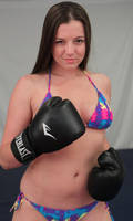 BOXING BABE: Becky LeSabre by sleeperkid