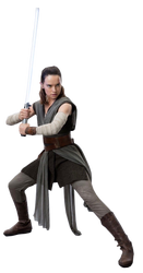 Star Wars Rey PNG by WeirdlySupernatural