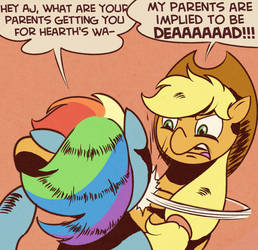 MY PARENTS ARE IMPLIED TO BE DEAD by Perrydotto