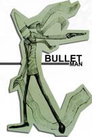 the bullet man by chroma-utek