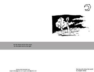 the boy who drew the world by chroma-utek