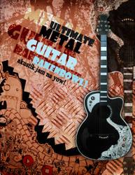 the arghajldkjalkjd guitar by chroma-utek