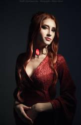 Game of thrones - Melisandre by GreatQueenLina