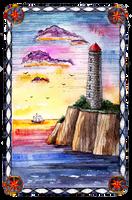 Beacon card by GreatQueenLina
