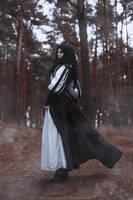 Saga o wiedzminie - Yennefer z Vengerbergu_3 by GreatQueenLina