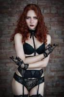Black lace_2 by GreatQueenLina