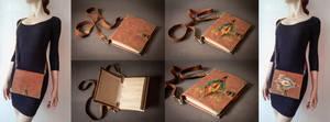 Spellbooks by GreatQueenLina
