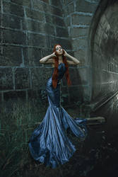 Mermaid by GreatQueenLina