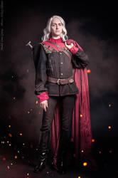 Rhaegar Targaryen by GreatQueenLina