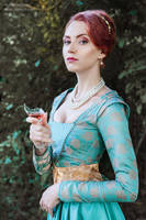 Alerie Tyrell - Iron Throne LARP_3 by GreatQueenLina