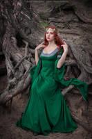 Elven queen_3 by GreatQueenLina