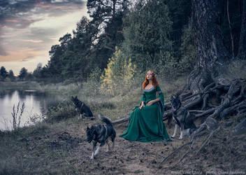 Fairy land by GreatQueenLina