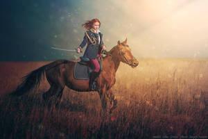Warrior prince by GreatQueenLina