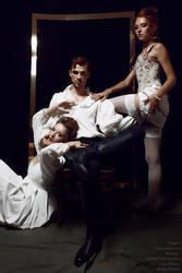 L'amour de trois by GreatQueenLina