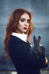 Witch and rabbit_4 by GreatQueenLina