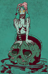 Mermaid by Eyemelt