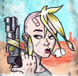 Tank Girl by Eyemelt