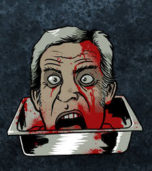 Dr Hill from Re-Animator by Eyemelt
