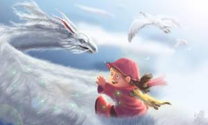 flying high by RhexFiremind