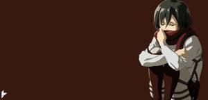 Mikasa Ackerman | Shingeki no Kyojin by haalhady