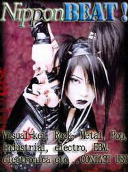 'Nippon Beat' - myspace logo by Xan-Thalion