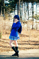 Umi Sonoda from Love Live by JessDCosplayUSA