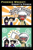 Phoenix Wright: Godot's Power by Yuuhiko