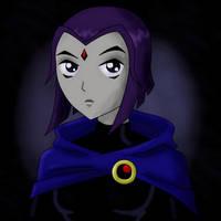 Raven by punker--rocker