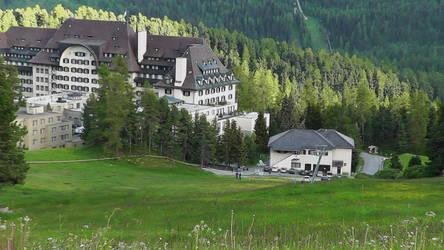 Suvretta House - Switzerland by Soundchiller
