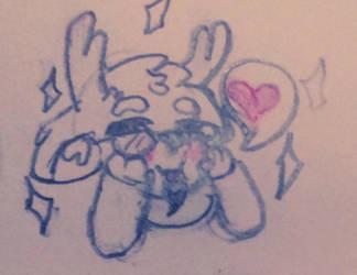 Fluffer Buns! by Glitchrr