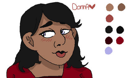 Donna by Glitchrr