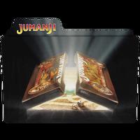 Jumanji  Icon Movie Folder by D4ni04