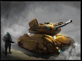 Tank by neisbeis