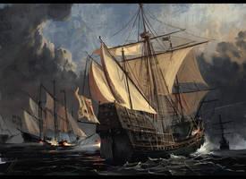 Battleship by neisbeis