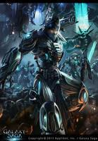 legendary Lixi Knight advanced by neisbeis