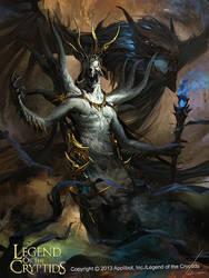 Transcendental Deity Regular by neisbeis