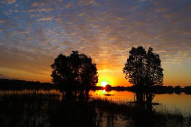 Duality Sunrise by JobobArikan