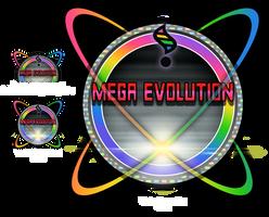 Mega Evolution Icon Vector HD by CalicoStonewolf