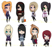 Chibi Comms - Batch 3 by isi-a