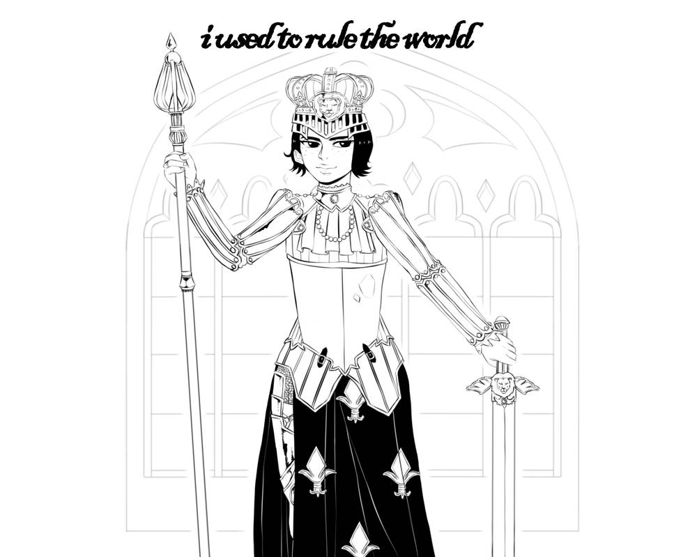 i used to rule the world by isi-a